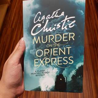 Agatha Christie New Cover Edition