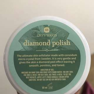 Diamond Polish by Lily's touch