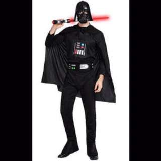 Unopened Darth Vader Men's Costume