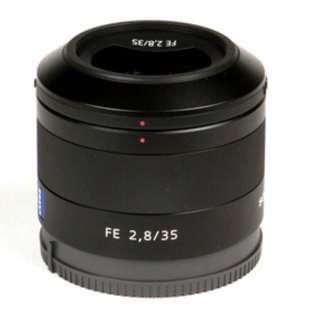 Carl Zeiss Sonnar T* FE 35mm f/2.8