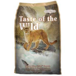 Taste of the Wild - Canyon River with Trout & Smoked Salmon (7kg)
