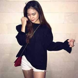 Modelano Jilo Top Black