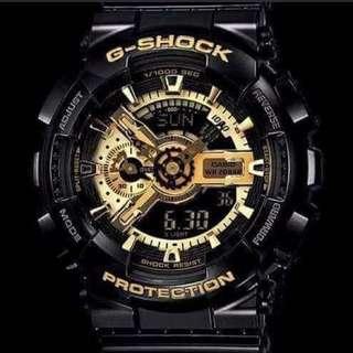 - G-Shock