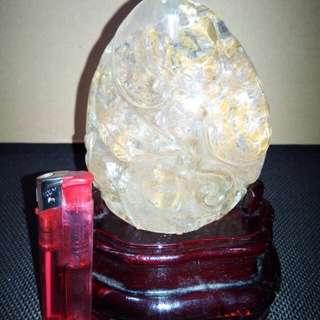 水晶雕件擺飾