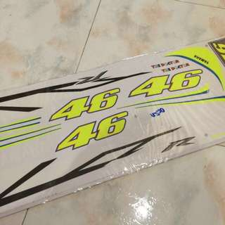 125z Coverset Sticker