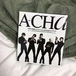 🚚 SJ五輯改版A-CHa