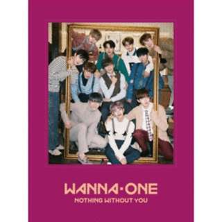 Nothing Without You By Wanna One