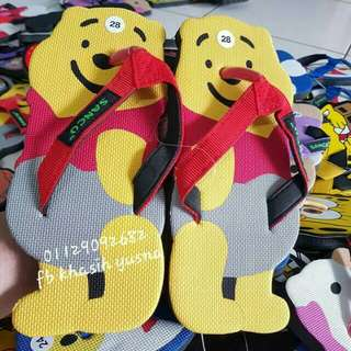 Cartoon sandal