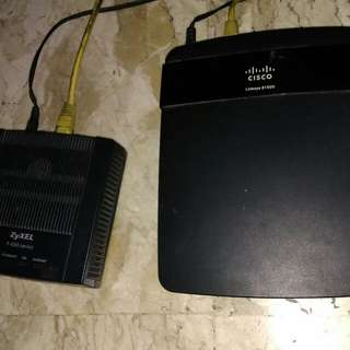 Linksys E1500 Wifi Router