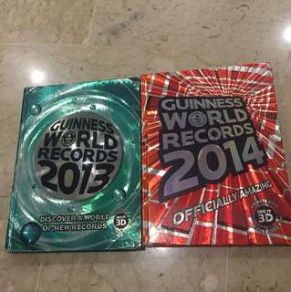 GUINNESS WORLD RECORD '13 '14