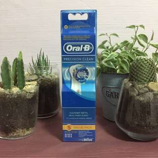 Oral B precision clean 5 refiller