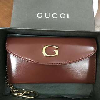 Gucci Leather Wallet (small)