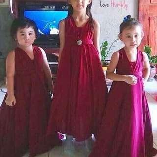 Kids infinity dress