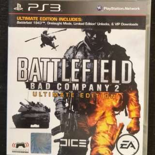 PS3 Battlefield - Bad Company 2