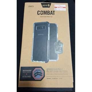 COMBAT UNIQ Note 8 case