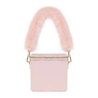 Looking for Charles and Keith furry handbag