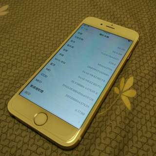 iPhone 6 64gb 港行 90% new ios 11