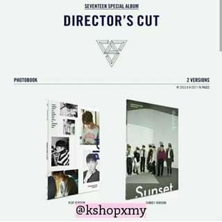 Seventeen Special Album - ' Director's Cut '