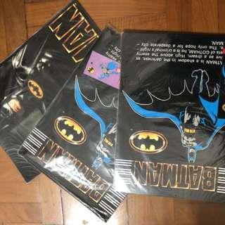 Batman paper folder
