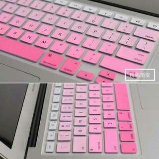 99%new Keyboard 膜 漸變色