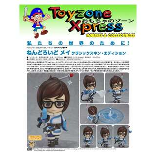 GSC - Nendoroid 757 - Overwatch - Mei Classic Skin Edition