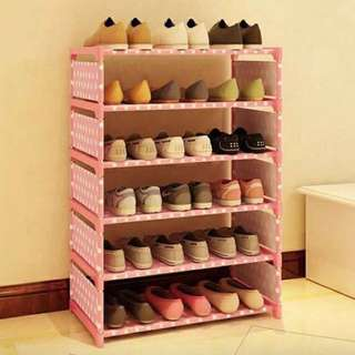 6 Layer Shoe Rack