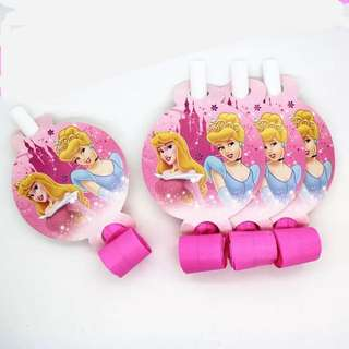 💕 Disney Princess party supplies - party blowouts