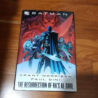 Batman / the resurrection of ra's al ghul