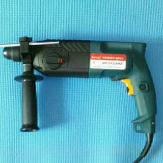 Electric Drills ◎ sds-plus Rotary Hammer ◎Rotary Hammer 450W ◎Cordless 12V        + 2- Batteries