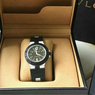 👉Authentic BVLGARI Man Watch #dl
