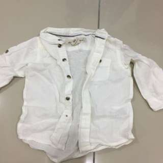 Boys H&M Long Sleeve Shirt