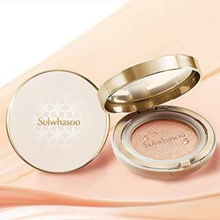 Sulwhasoo Perfecting Cushion EX #27 (Sand Beige)