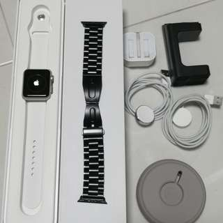 Iwatch serie 1 ordinary 42mm