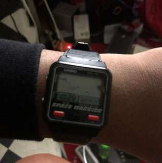 casio game watch