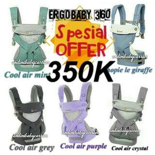 Ergobaby 360 spesial Edition