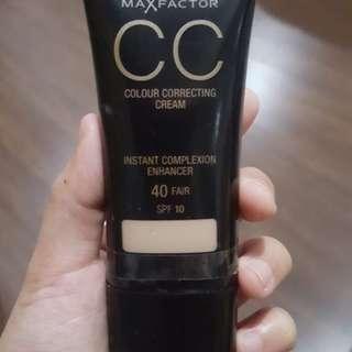 max factor cc cream 40 fair