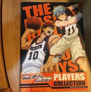 黑子的籃球 PLAYERS COLLECTION