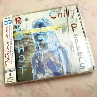 Red Hot Chili Peppers CD (Japan pressed)