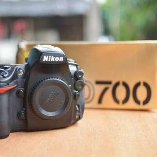Nikon D700 FX fullframe body