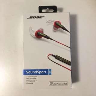 BOSE SoundSport IE Headphone
