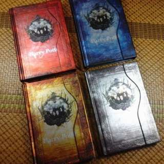 Harry Potter Journal Book Planner