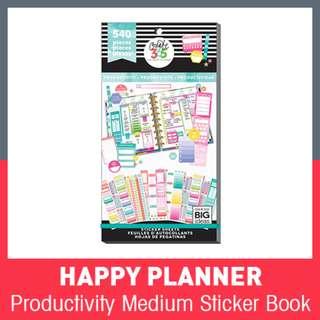 Happy Planner Medium Productivity Value Pack