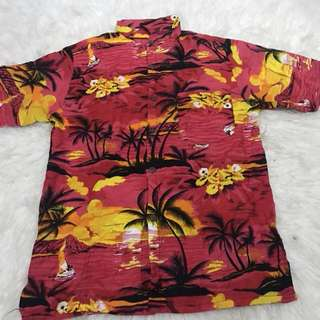 Baju hawaii