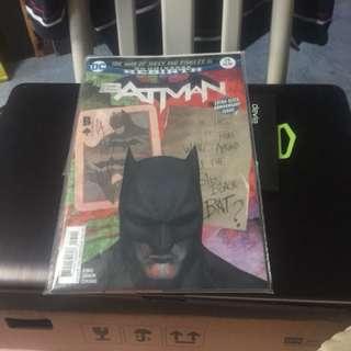 Batman No 25-27