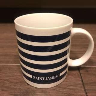 🚚 全新正品 Saint James 馬克杯