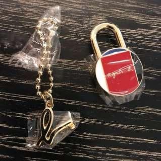 agnes b. 鎖連鎖匙