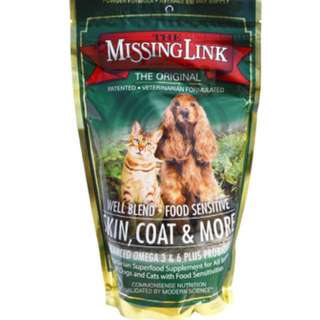 The Missing Link Nutrition for Dogs & Cats