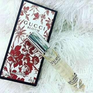 Gucci Bloom purse perfume 20 ml