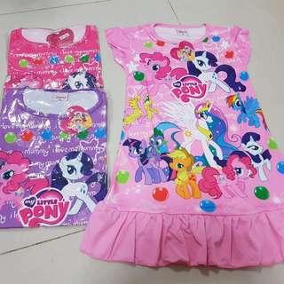 Little Pony sleep dress