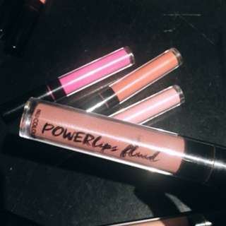 POWERLIPS fluid liquid lippie